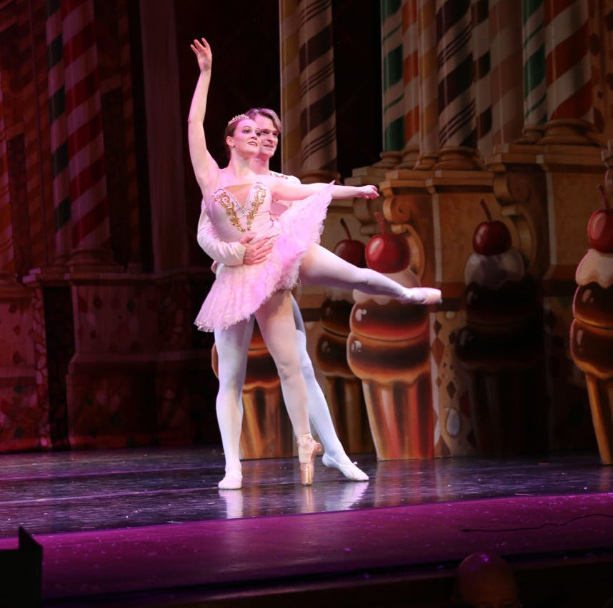 Ballet's 'The Nutcracker' a grand Christmas tradition