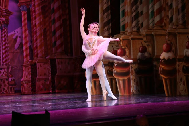 The Wichita Falls Ballet Theatre will host the  first annual Nutcracker Ball from 6 to 11 p.m. tonight at the Forum.