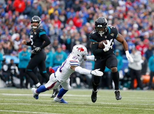 Usp Nfl Jacksonville Jaguars At Buffalo Bills S Fbn Buf Jac Usa Ny