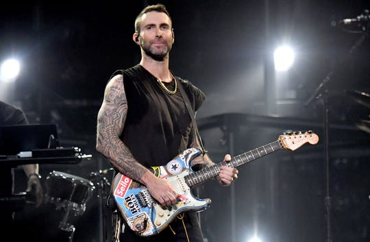 Adam Levine has released a statement about his band's donation to Big Brothers Big Sisters.