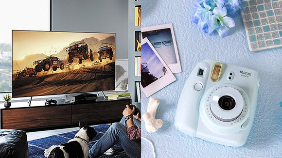 Good things (like Instax cameras and Samsung TVs) come to those who wait