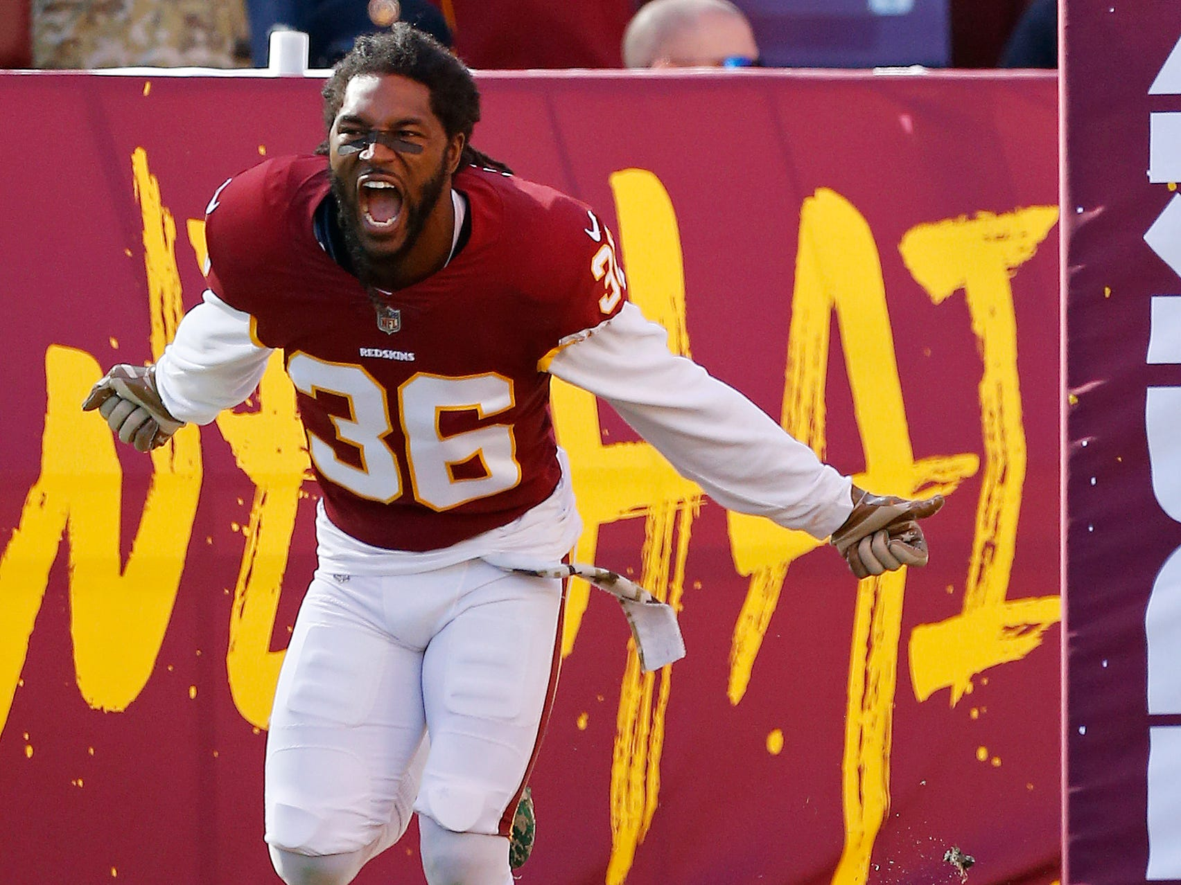 "16. Redskins (12): Kudos to S D.J. Swearinger for keepin' it 100. ""If you don't do the simple things right, you gonna get embarrassed on national TV."" Yup."