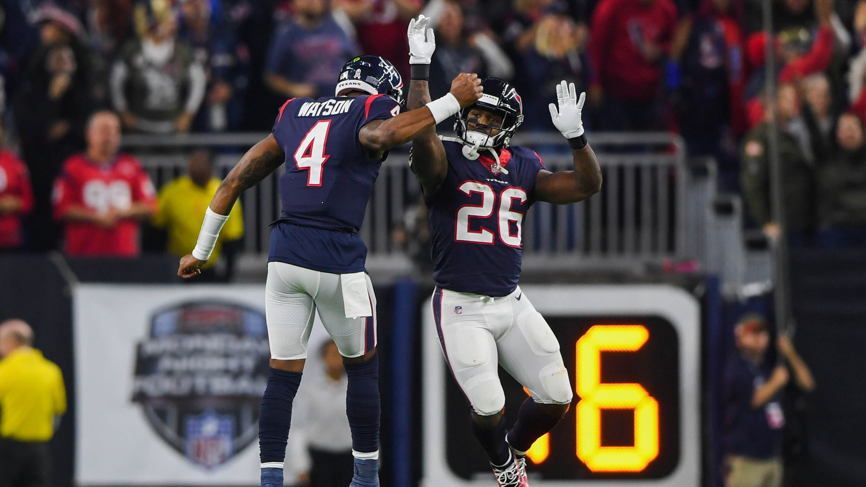 c0b956ae7 Houston Texans  Team clicking as it takes control of AFC South