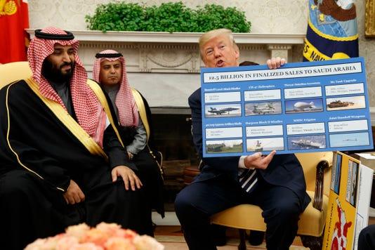 Ap Saudi Arabia After Khashoggi I File Usa Dc