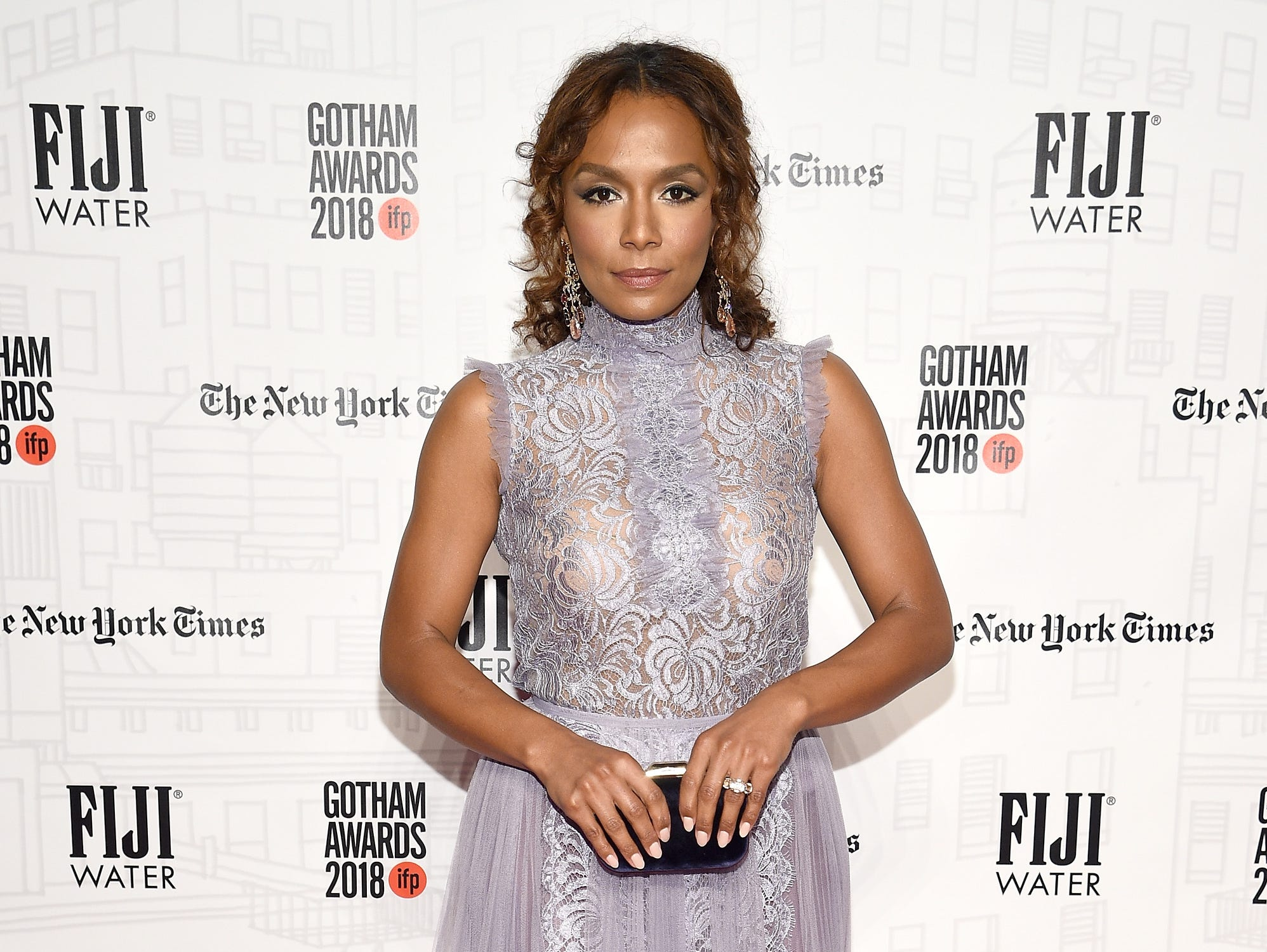 NEW YORK, NY - NOVEMBER 26: Janet Mock attends IFP's 27th Annual Gotham Independent Film Awards at Cipriani, Wall Street on November 26, 2018 in New York City.  (Photo by Dimitrios Kambouris/Getty Images for IFP) ORG XMIT: 775261541 ORIG FILE ID: 1065563092