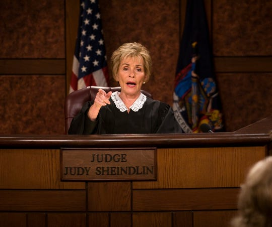 "Judge Judy Sheindlin hosts ""Judge Judy,"" a long-running daytime TV fixture. Her popular courtroom drama helped earn her the title of 2018's highest paid TV host."