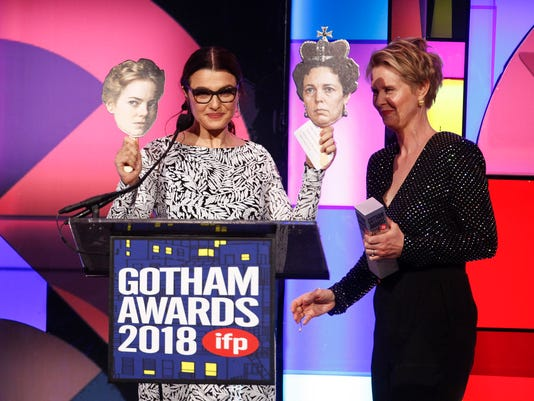 Ap 2018 Ifp Gotham Awards Show A Ent Usa Ny