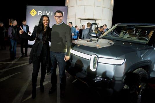 Xxx La Auto Show Rivian4176 Jpg N Usa Ca