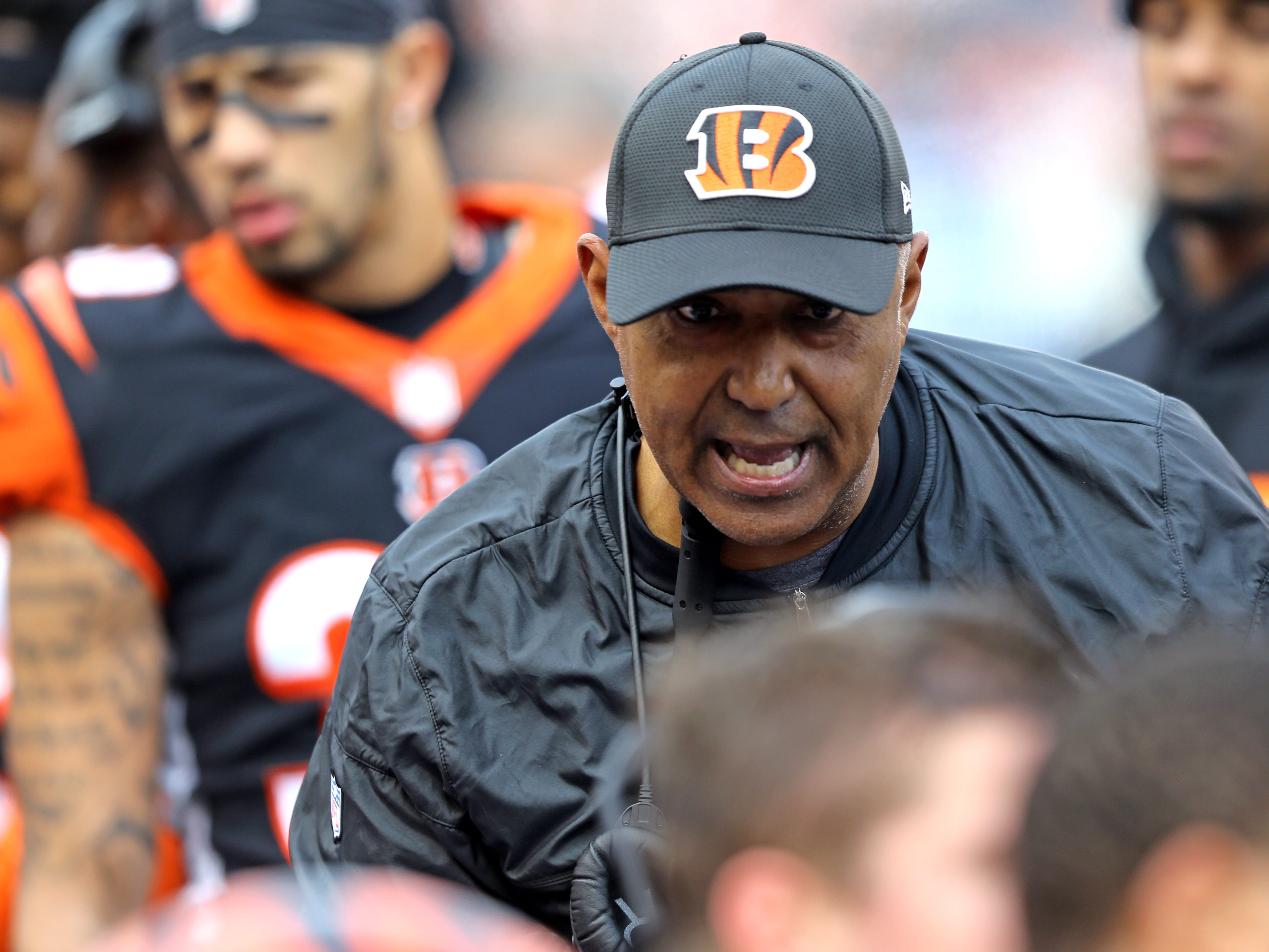 22. Bengals (17): Crazy to think they got off to 4-1 start. But this season was over long before Andy Dalton's thumb gave out. Is Marvin Watch back on?