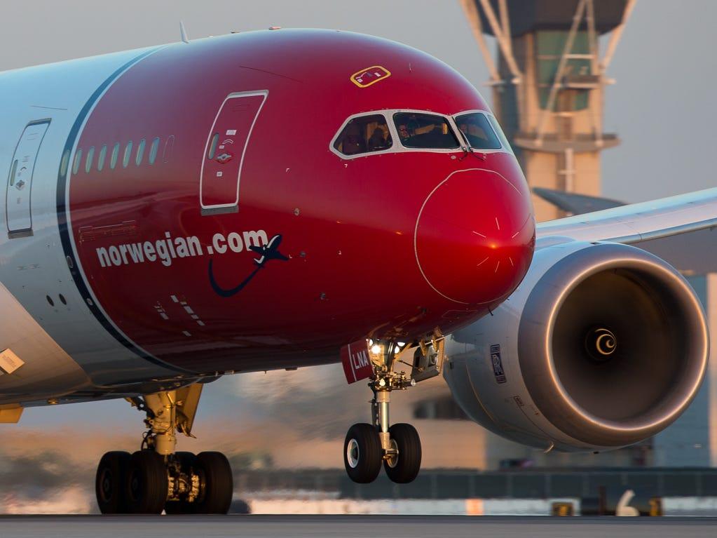 Norwegian Air will battle British Airways on London-Rio route