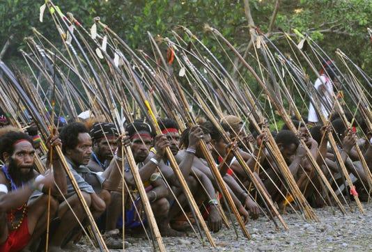 Ap Indonesia Tribal War I Idn