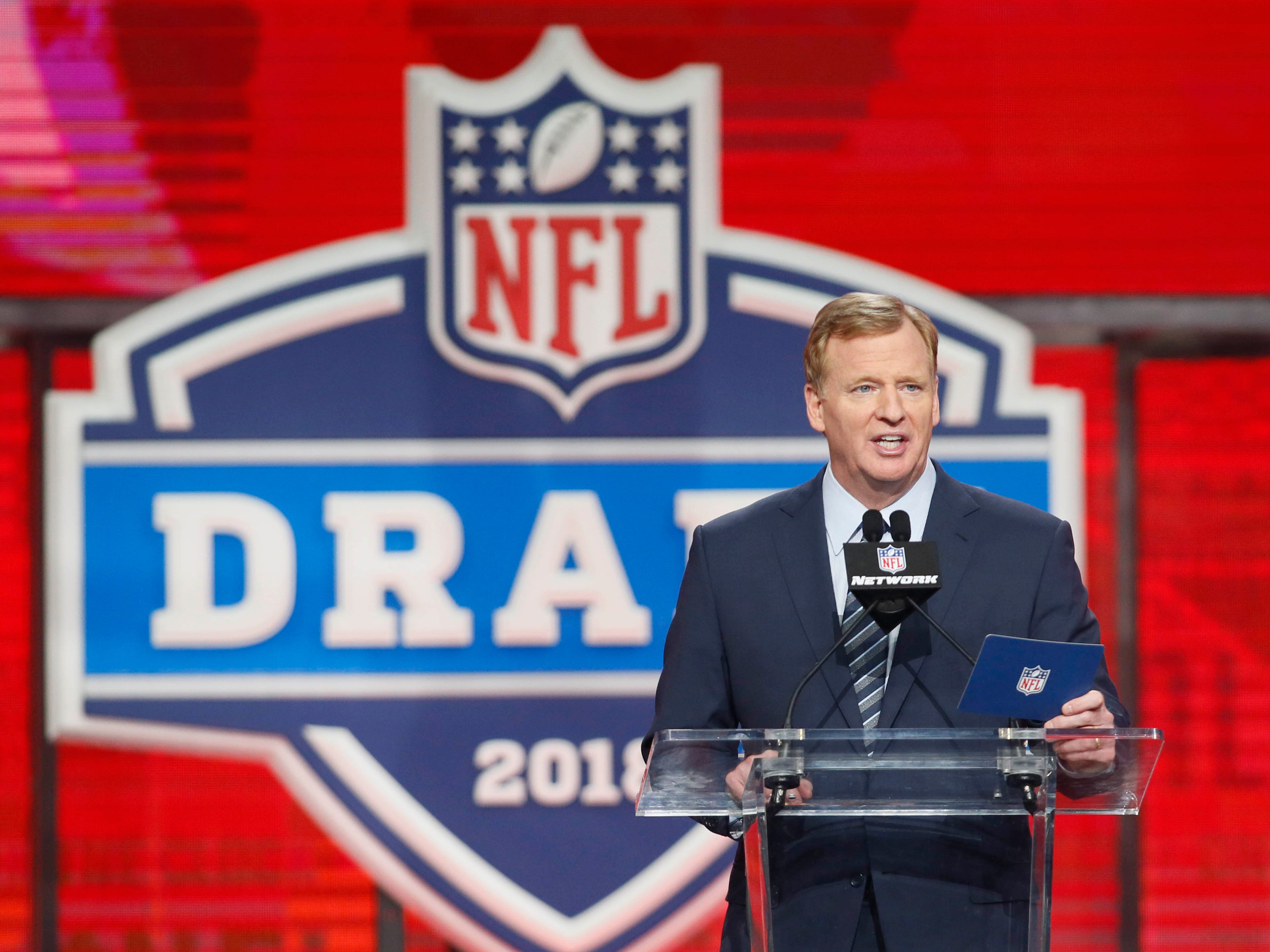 2019 NFL draft first-round order: Cardinals are on the clock if the season ended today