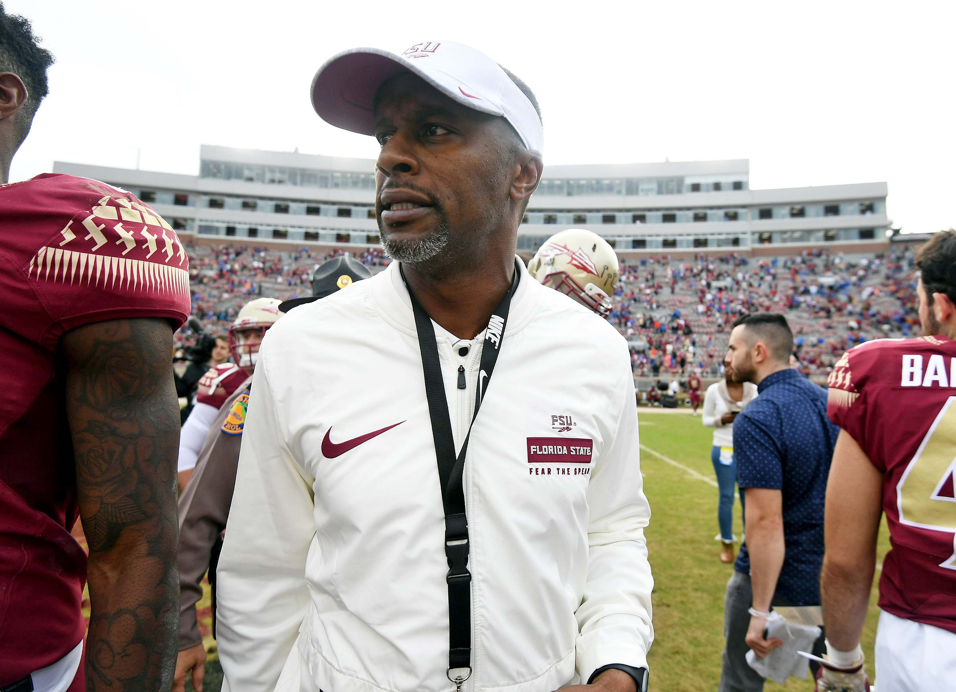 Company fires employee after racially charged post targeting FSU coach Willie Taggart