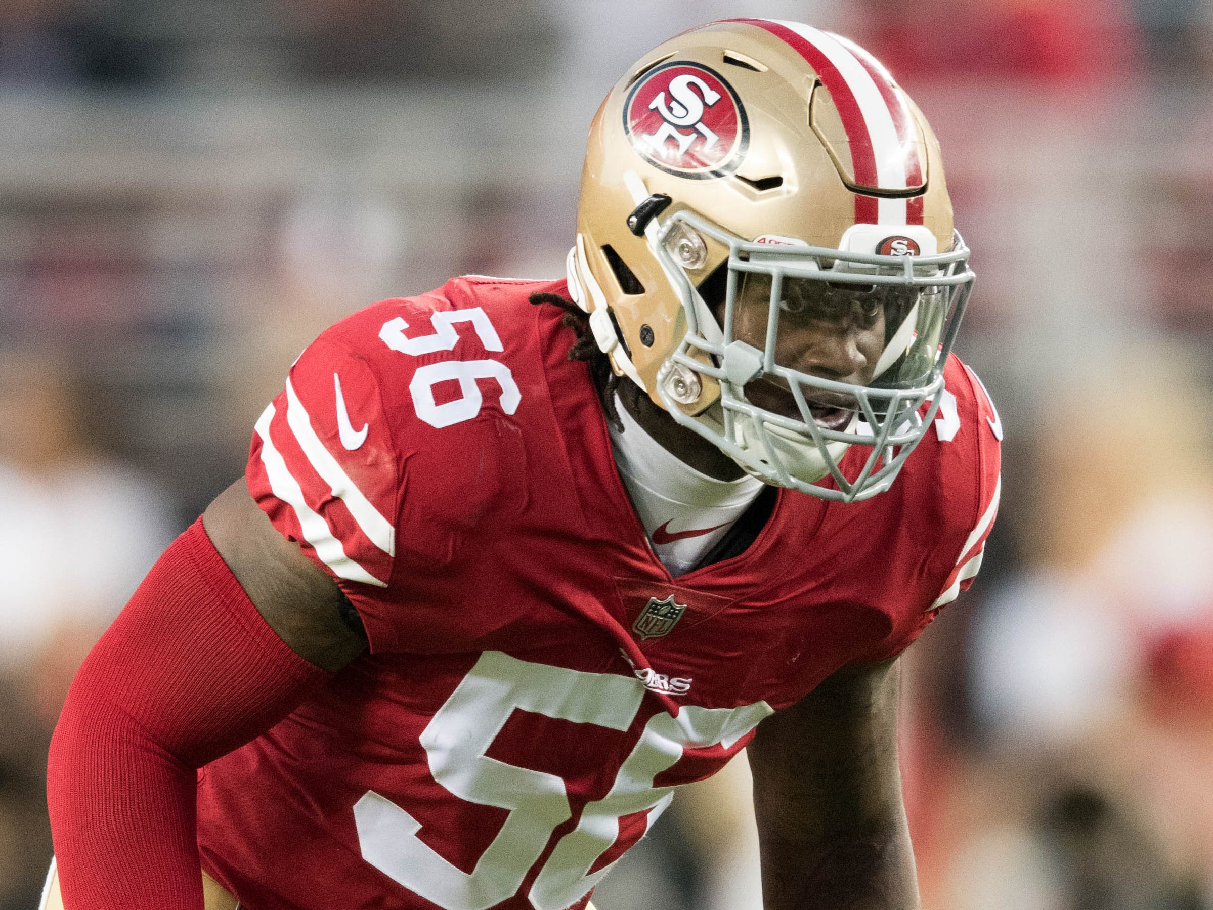 30. 49ers (30): Latest chapter of 2018 debacle occurred over weekend when troubled LB Reuben Foster essentially forced team to cut cord after yet another arrest.