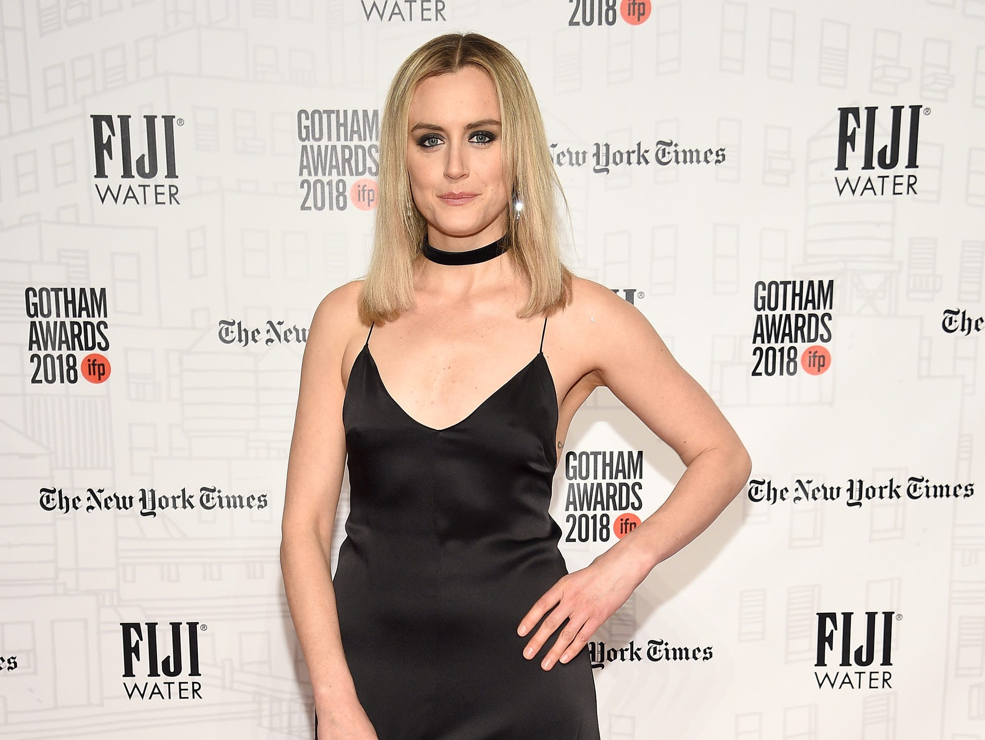 NEW YORK, NY - NOVEMBER 26:  Taylor Schilling attends IFP's 27th Annual Gotham Independent Film Awards at Cipriani, Wall Street on November 26, 2018 in New York City.  (Photo by Dimitrios Kambouris/Getty Images for IFP) ORG XMIT: 775261541 ORIG FILE ID: 1065567358
