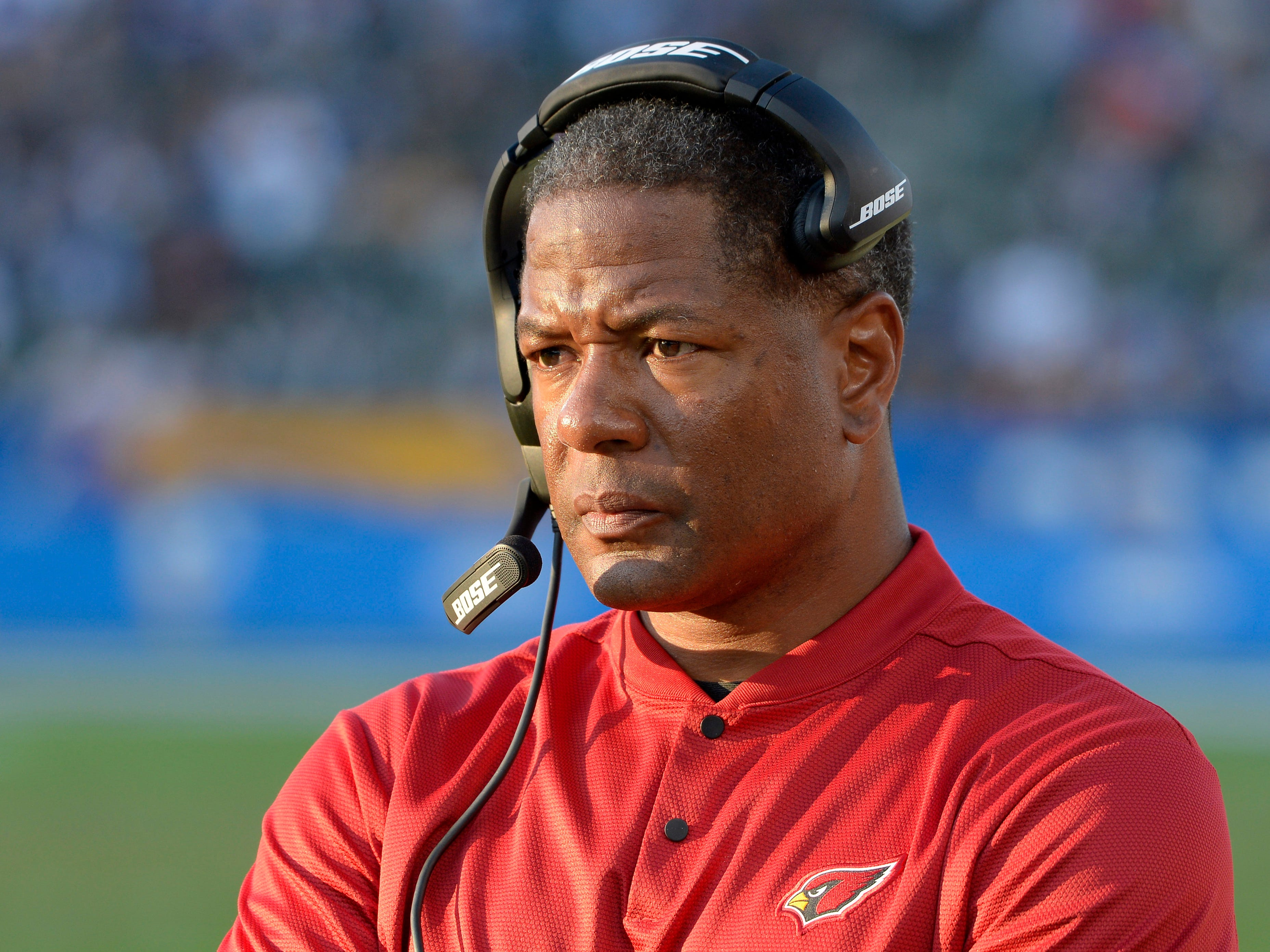 32. Cardinals (last week: 32): Getting blown out is one thing — it's been a regular occurrence in 2018. Appearing listless while being blown out? See ya, Coach Wilks.