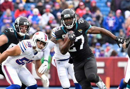 Nfl Jacksonville Jaguars At Buffalo Bills