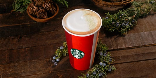 Starbucks Juniper Latte