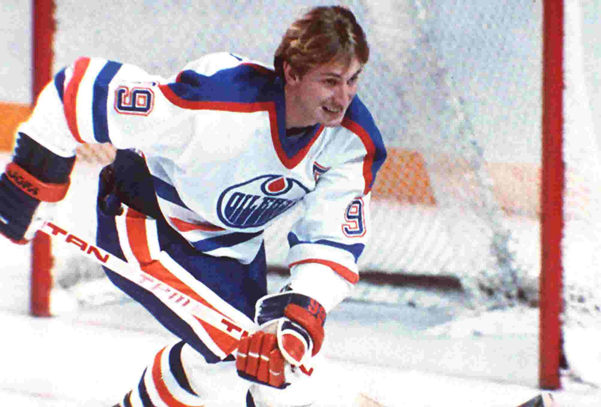 Did Gretzky play in NHL's 'golden era'? The Great One answers that