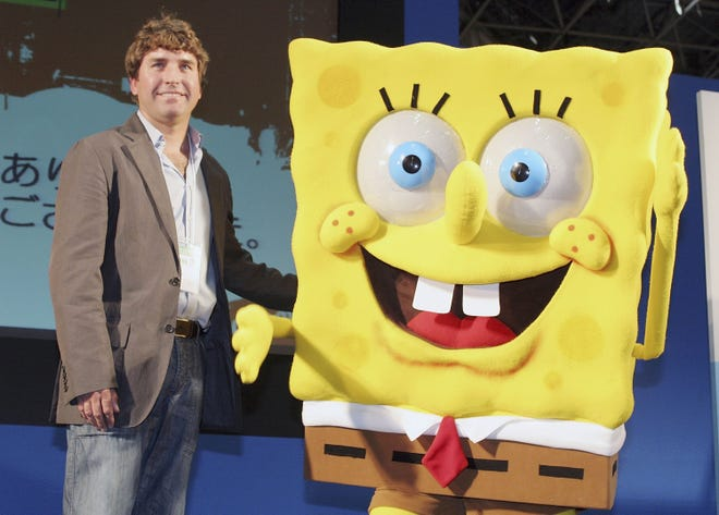 """Stephen Hillenburg, the creator of """"SpongeBob SquarePants"""" has died at the age of 57 after suffering from ALS."""