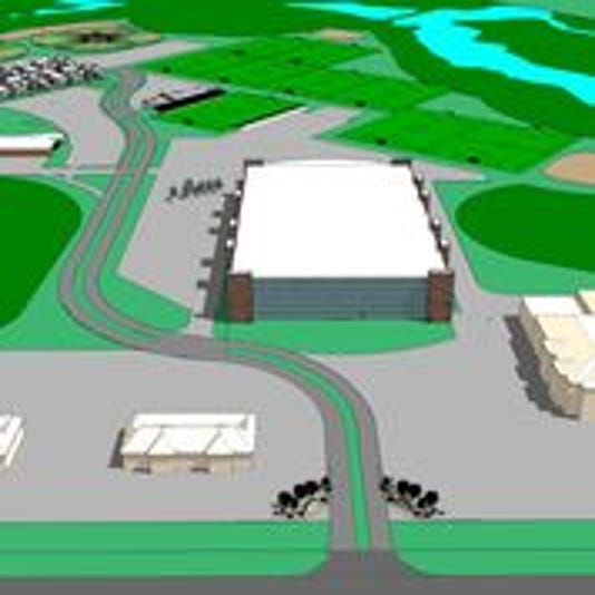 Trophy Park is proposed for Jackson