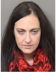 Mary C. Mazzi, 38, of Berkeley Township was arrested Nov. 26, 2018 and charged with operating a facility that produced pills laced with heroin and fentanyl.