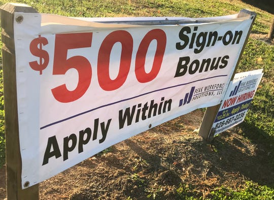 Some employers are offering bonuses to bring in more workers, while many have upped their game on pay and benefits.