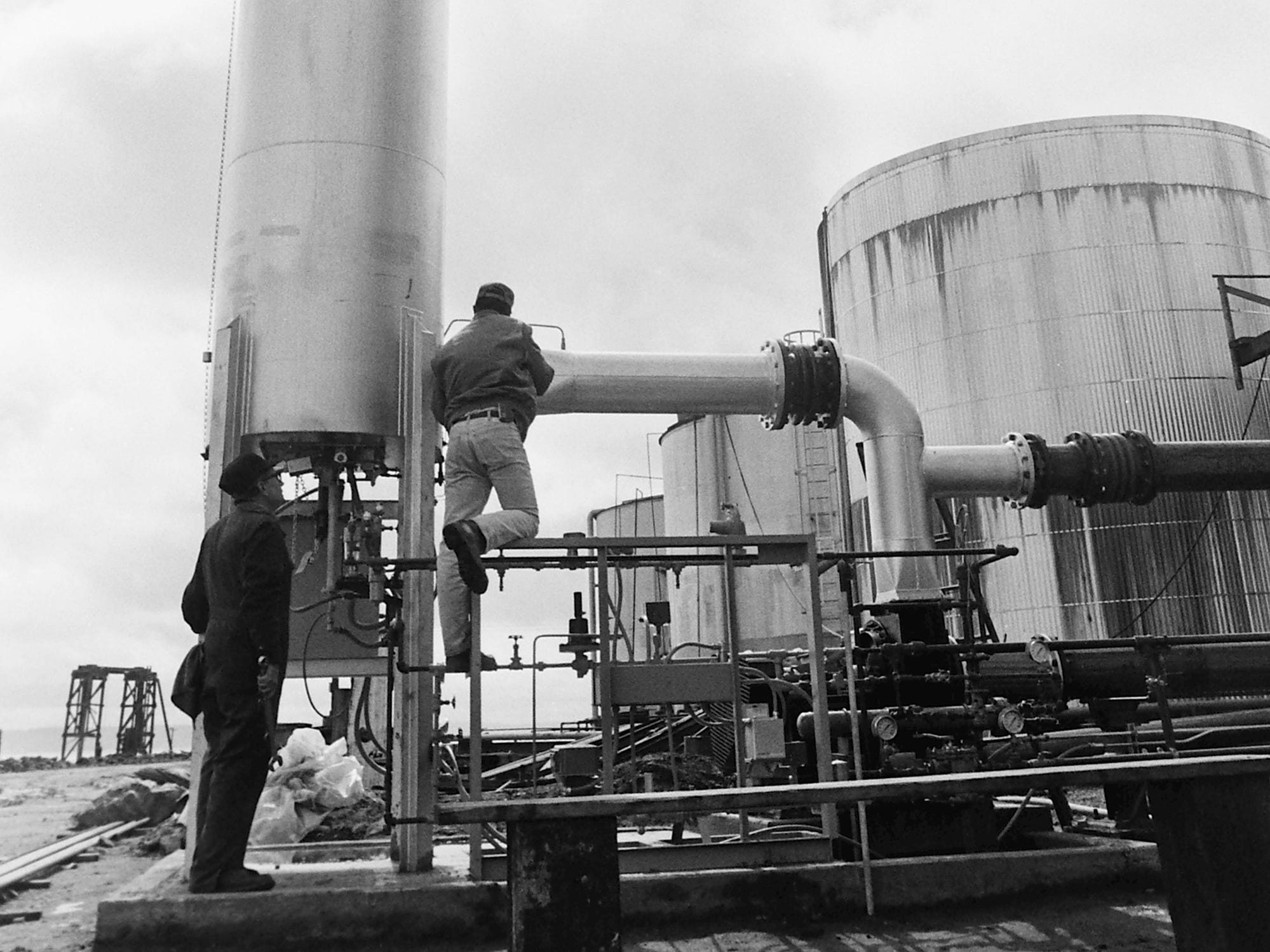 04/15/87Wycoff Plant