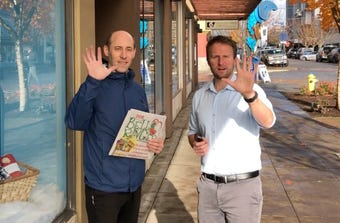 Looking for a place to shop, or a cause to support this holiday season? Josh Farley's Bremerton Beat Blast has you covered, along with other news.