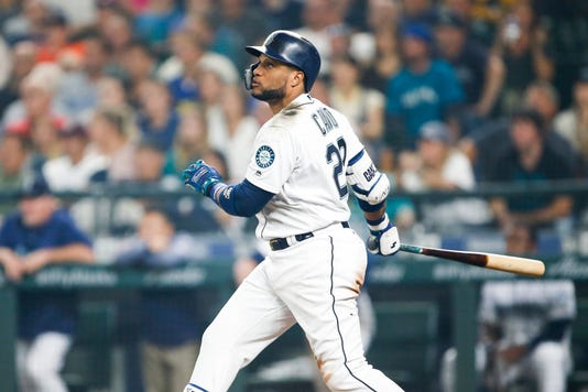 Mlb Houston Astros At Seattle Mariners
