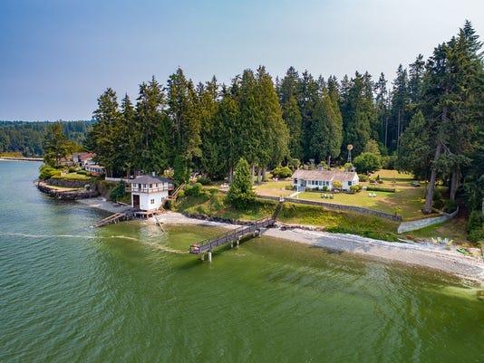 Multi-million dollar Seabeck property
