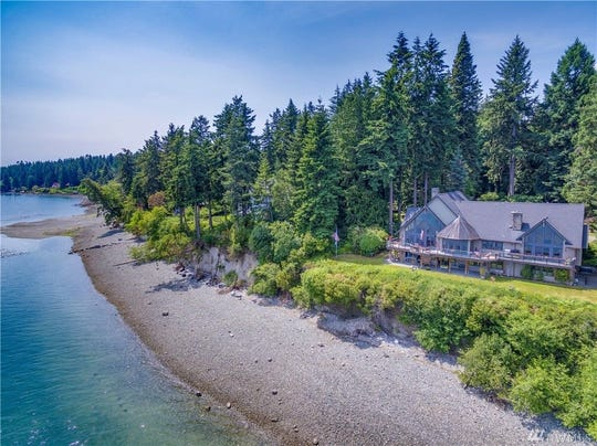 This $2.1 million dollar home in Poulsbo sold after spending about two months on the market.