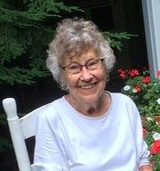 Mary Mitchell Jones