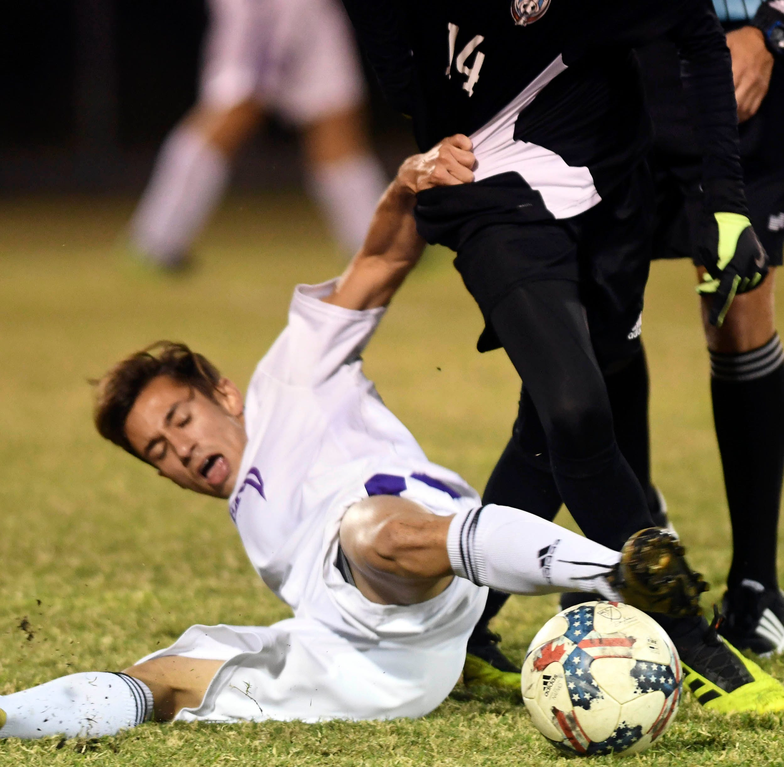 Coaches name All-Cape Coast Conference boys soccer team