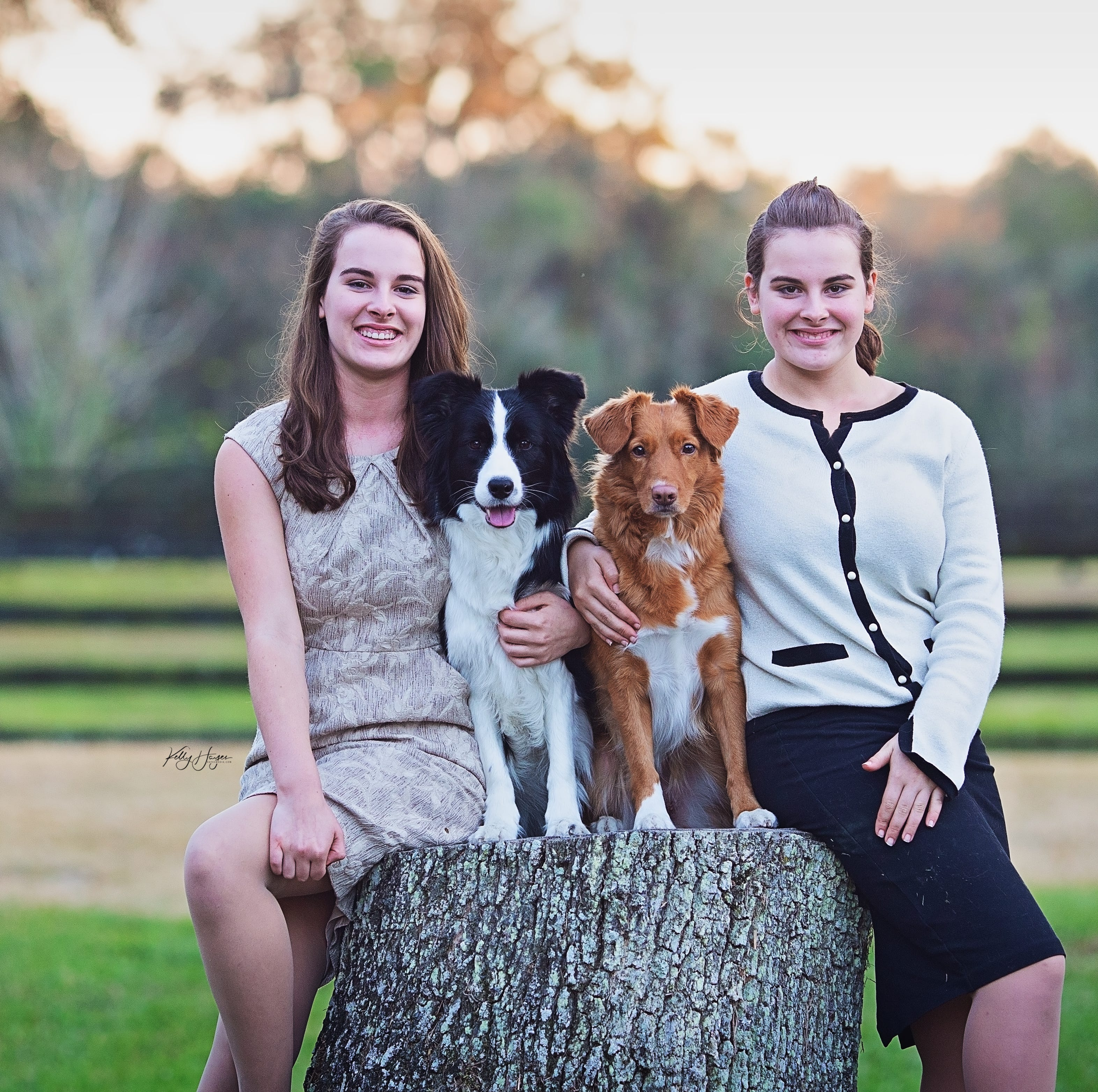 Doggone fun: Mims twins among AKC's top junior handlers to show at National Championship