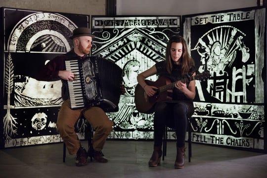 Robinson & Rohe perform three Vermont shows Dec. 6-8.