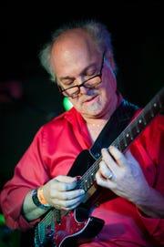 The Paul Asbell Quintet celebrates the Burlington guitarist's new CD in a Dec. 9 concert in Burlington.