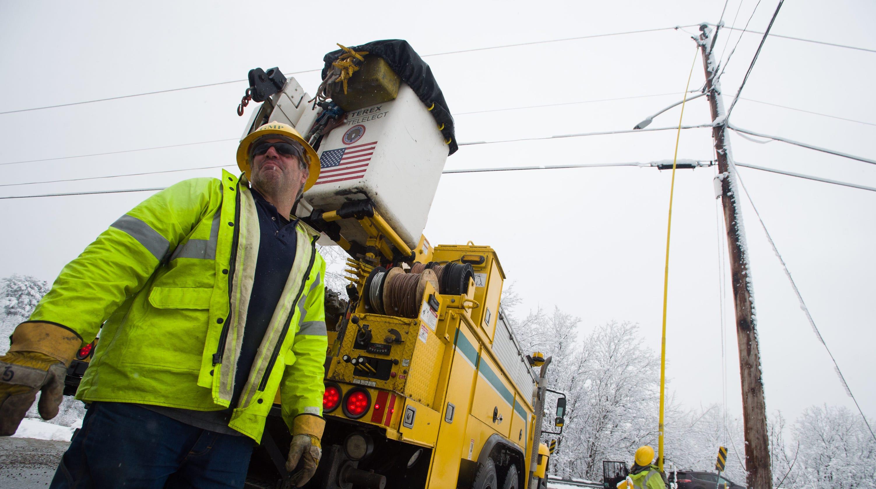 Green Mountain Power >> Winter Storm Bruce Affects Vermonters Relying On Green Mountain Power