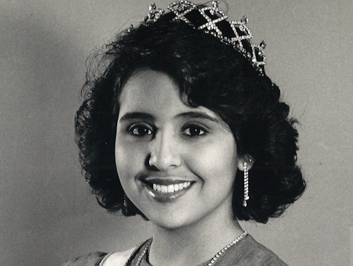 Menudo Bowl Queen 1985, Merida May Mendoza