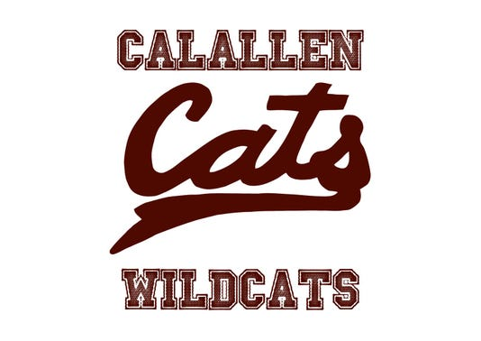 0903 Ccsp Calallen Football Logo