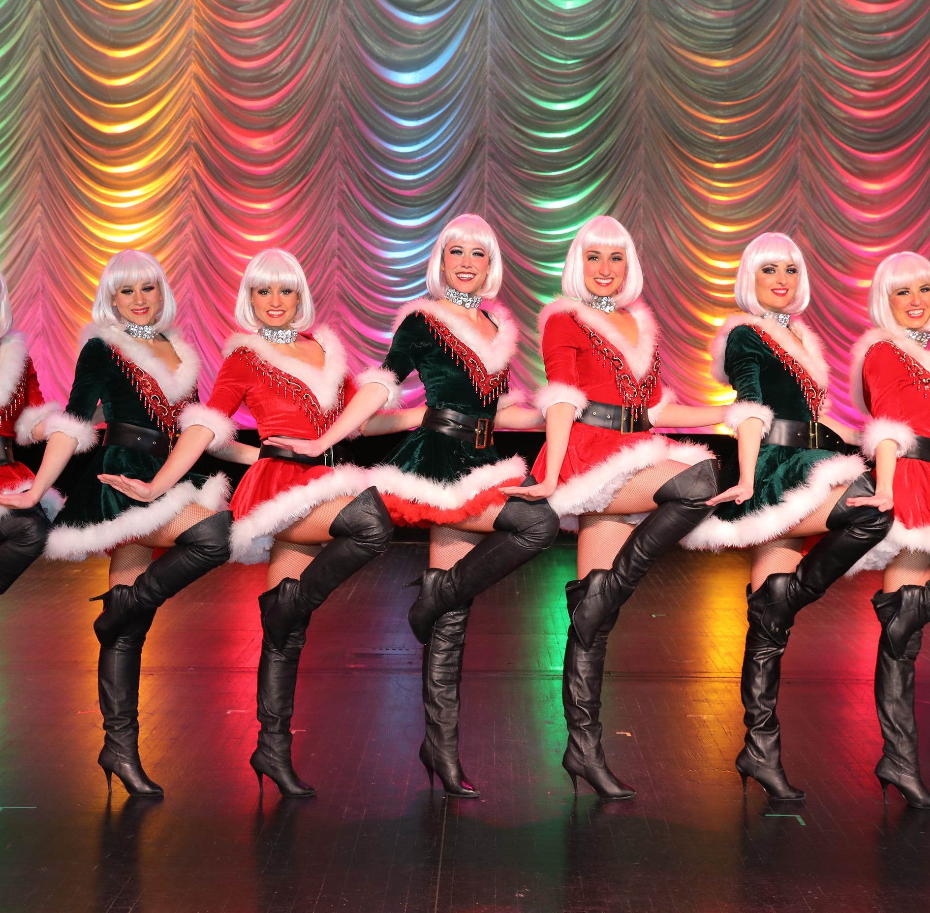 'Jingle,' the Tropicana's holiday show, works its magic for 4-week run in A.C.