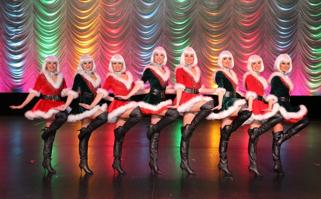 The creators of last year's 'Holiday Jubilee' at the Trop bring a new show that blends magic and holiday music to the casino for a month-long run.