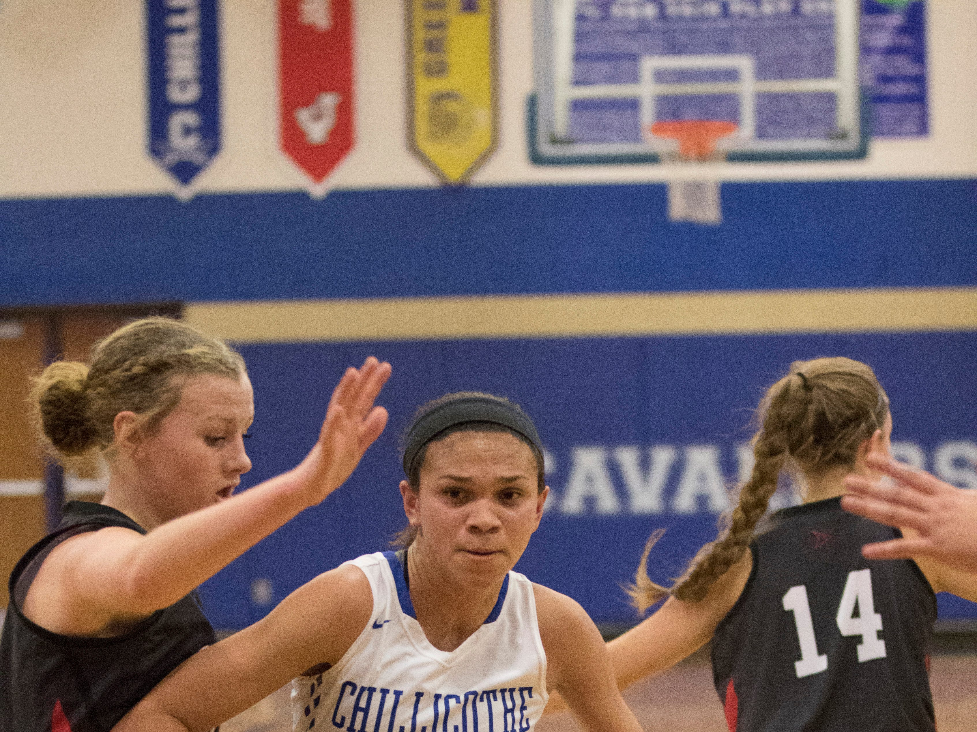 Logan Elm defeated Chillicothe 41-26 Tuesday night at Chillicothe High School.