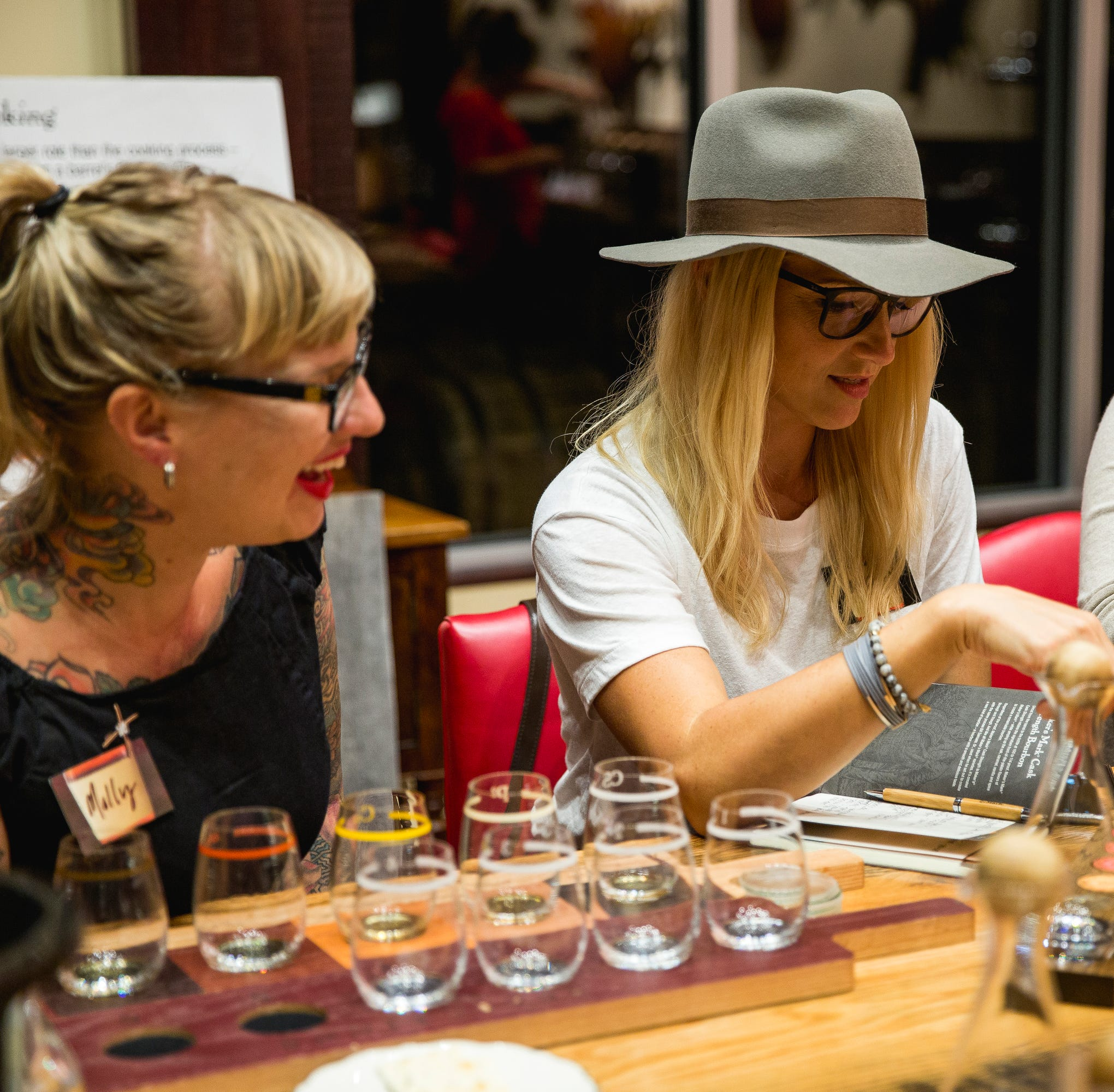 Iconic Cincinnati women make their own Maker's Mark
