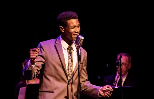 """Evan Tyrone Martin stars in """"An Unforgettable Nat King Cole Christmas,"""" running Dec. 5-7 in the Aronoff Center's Jarson-Kaplan Theatre."""
