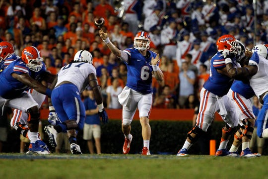 Urban Meyer looked at Jeff Driskel and saw Tim Tebow II. The quarterback played at Florida before transferring to Louisiana Tech.