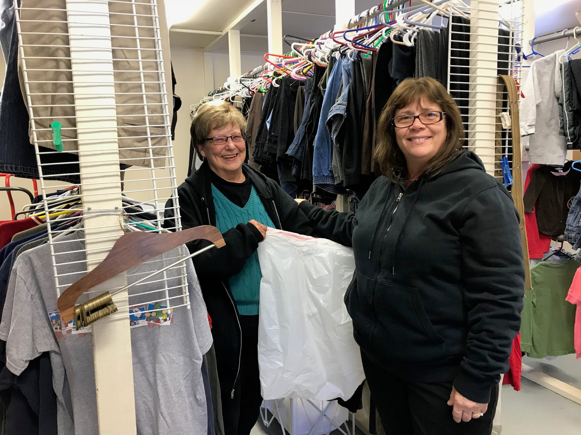 The Crisis Room, a ministry of the United Methodist Church on Ryders Lane in East Brunswick, is there to lend a helping hand year-round to those in need.