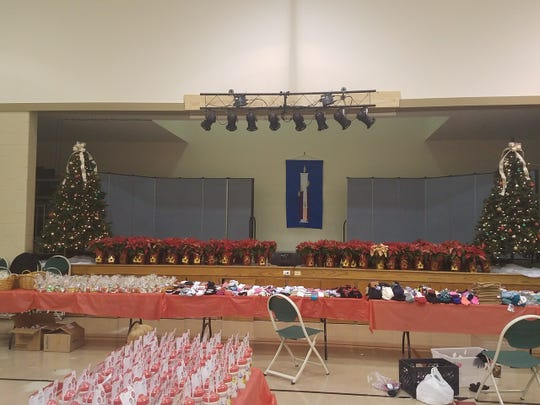 Each year, the Crisis Room provides holiday gifts to families in need each year.