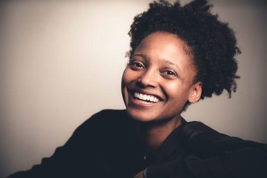 U.S. Poet Laureate Tracy Smith