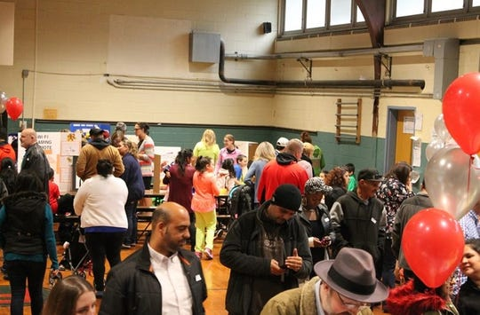 The third-graders at Faber School in Dunellen recently participated in the Fourth Annual Invention Convention conducted at the school on Oct. 26